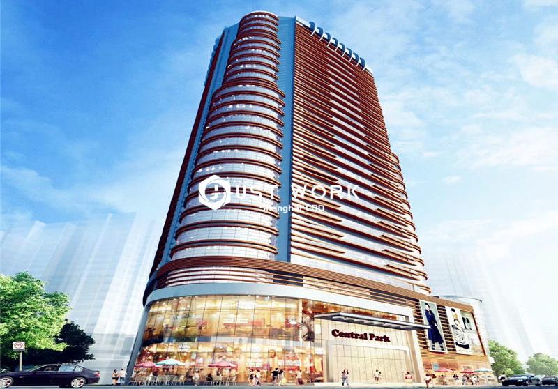 中港汇大厦 (7)