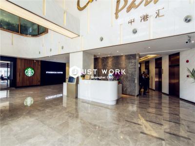 中港汇大厦 (9)