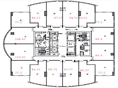 联通国际大厦 (7)