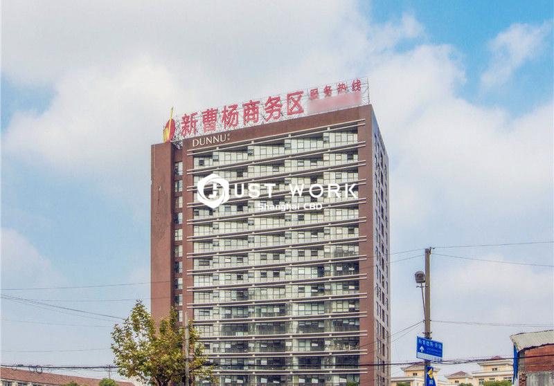新曹杨中南大厦 原敦奴大厦 (8)