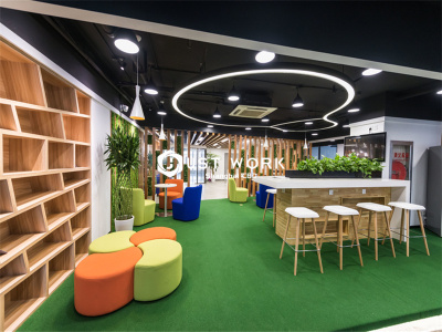 McTIE space(中国出版蓝桥创意产业园) (2)
